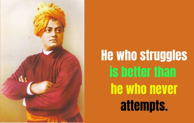 Swami Vivekananda Quotes on Education